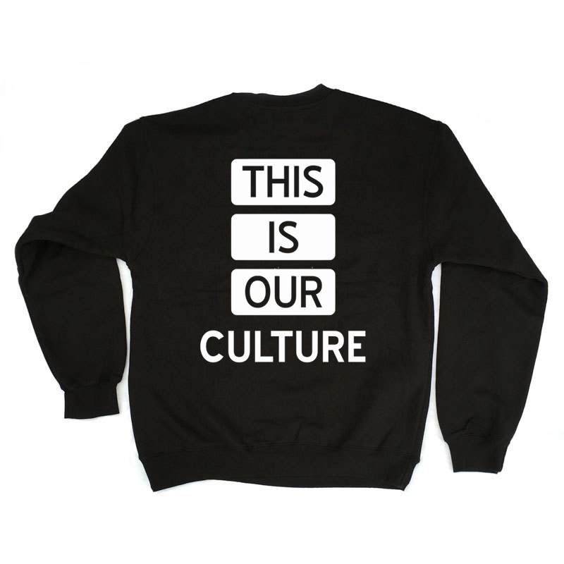 Fall out boy this is our culture Sweatshirt Sweater Unisex Adults size S to 2XL