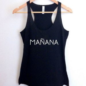 Manana tank top men and women Adult