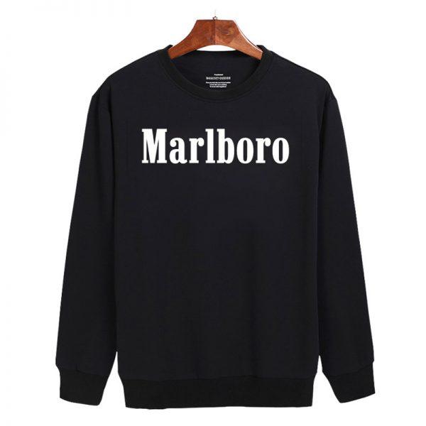 Marlboro logo Sweatshirt Sweater Unisex Adults size S to 2XL