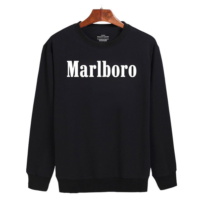 Marlboro logo Sweatshirt Sweater Unisex Adults size S to 2XL