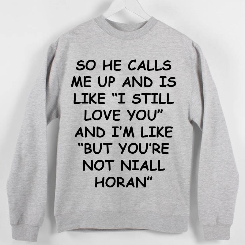 So me call me up Sweatshirt Sweater Unisex Adults size S to 2XL