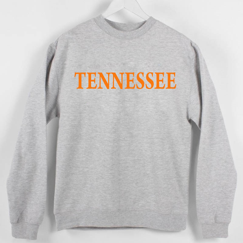Tennessee Sweatshirt Sweater Unisex Adults size S to 2XL