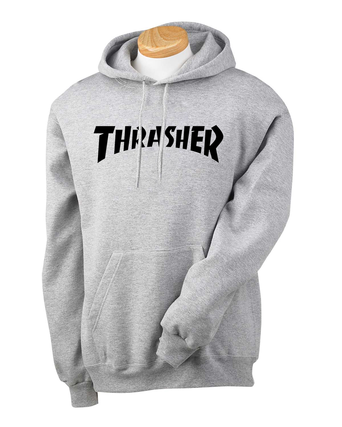 Thrasher logo Hoodie Unisex Adult size S - 2XL