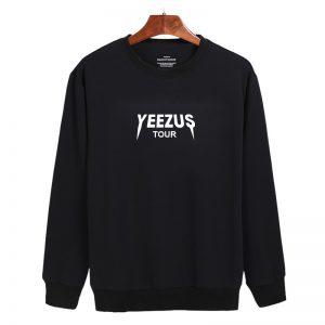 Yeezus tour kanye west Sweatshirt Sweater Unisex Adults size S to 2XL