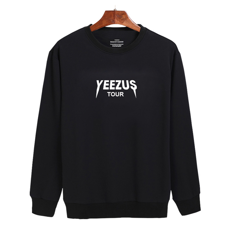 Yeezus tour kanye west Sweatshirt Sweater Unisex Adults size S to 2XL