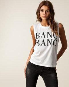 bang bang Tank Top Men, Women and Youth