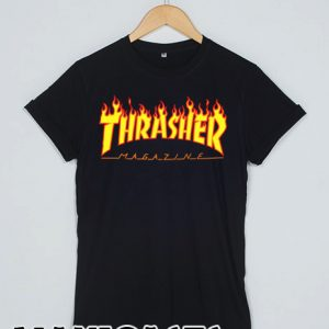 Thrasher magazine T-shirt Men, Women and Youth