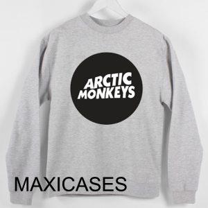 Arctic monkeys circle logo Sweatshirt Sweater Unisex Adults size S to 2XL