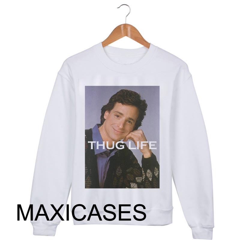 Bob Saget Sweatshirt Sweater Unisex Adults size S to 2XL