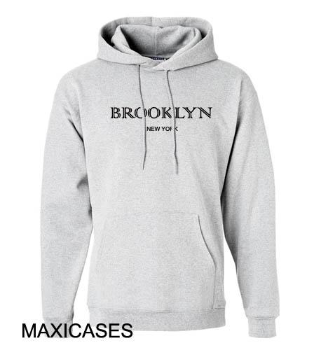 1e2a726f4 Brooklyn new york Hoodie Unisex Adult size S – 2XL