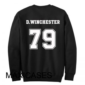 D.WINCHESTER 79 Sweatshirt Sweater Unisex Adults size S to 2XL