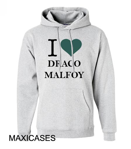 I love draco malfoy Hoodie Unisex Adult size S - 2XL