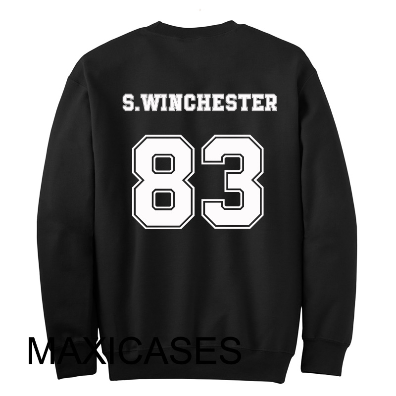 S.WINCHESTER 83 Sweatshirt Sweater Unisex Adults size S to 2XL