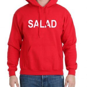 Salad Hoodie Unisex Adult size S - 2XL