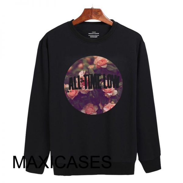 all time low sunflower Sweatshirt Sweater Unisex Adults size S to 2XL