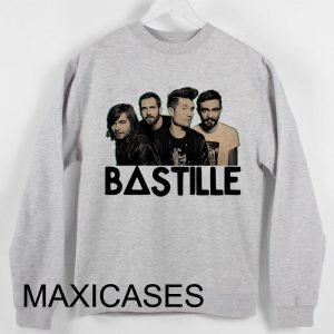 Bastille cover band Sweatshirt Sweater Unisex Adults size S to 2XL