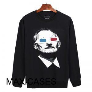 Bill murray fucking Sweatshirt Sweater Unisex Adults size S to 2XL