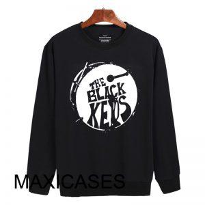 Black keys rock band Sweatshirt Sweater Unisex Adults size S to 2XL
