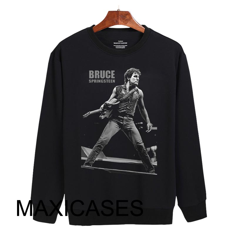 Bruce springsteen Sweatshirt Sweater Unisex Adults size S to 2XL