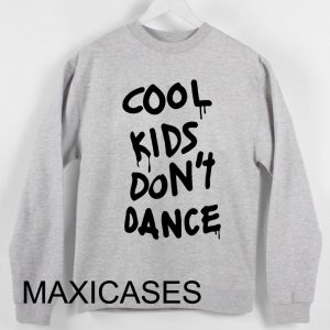 Cool Kids Don't Dance, Zayn Malik Sweatshirt Sweater Unisex Adults size S to 2XL