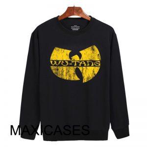 Wu-Tang Clan logo Sweatshirt Sweater Unisex Adults size S to 2XL