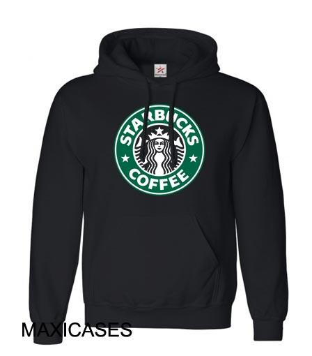 Starbucks coffee Hoodie Unisex Adult size S - 2XL
