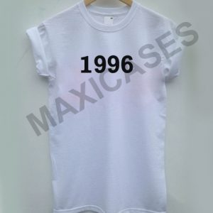 1996 T-shirt Men Women and Youth