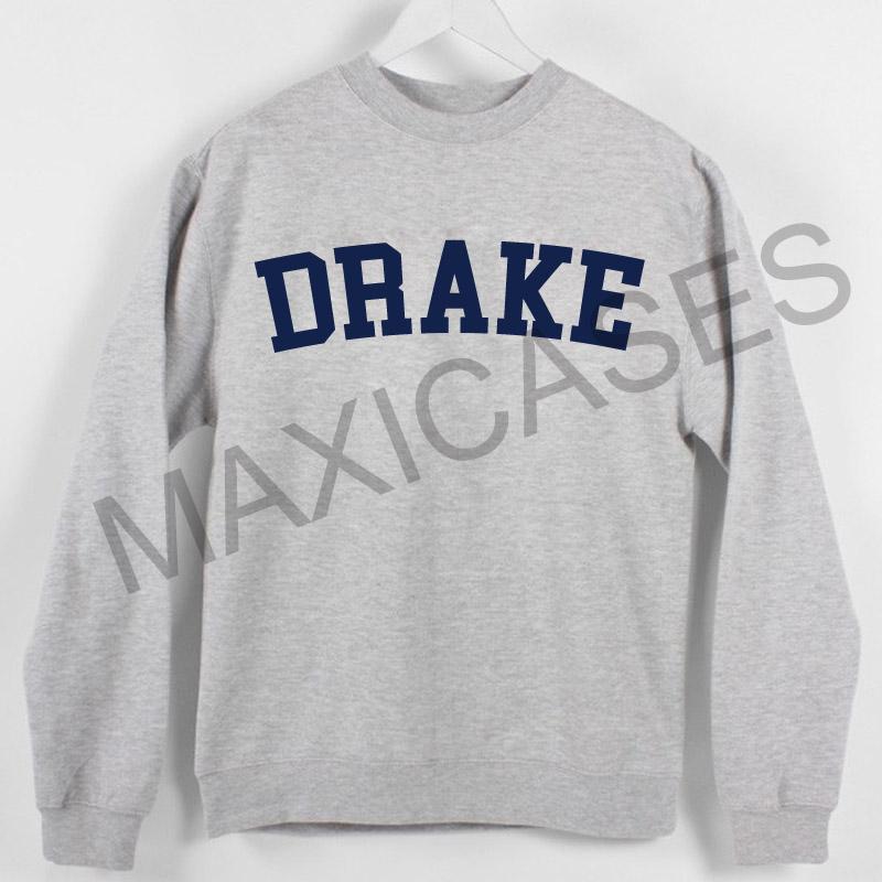 DRAKE Sweatshirt Sweater Unisex Adults size S to 2XL