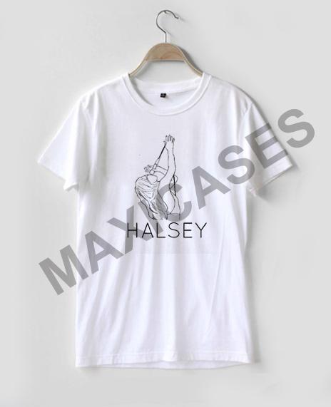 Halsey T-shirt Men Women and Youth