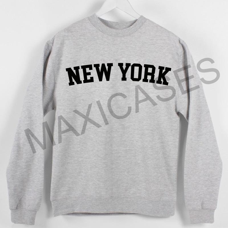 Newyork logo Sweatshirt Sweater Unisex Adults size S to 2XL