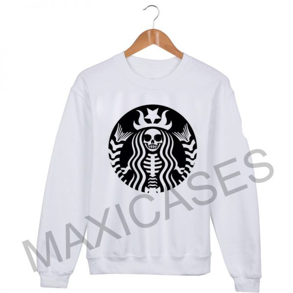 Starbucks halloween Sweatshirt Sweater Unisex Adults size S to 2XL