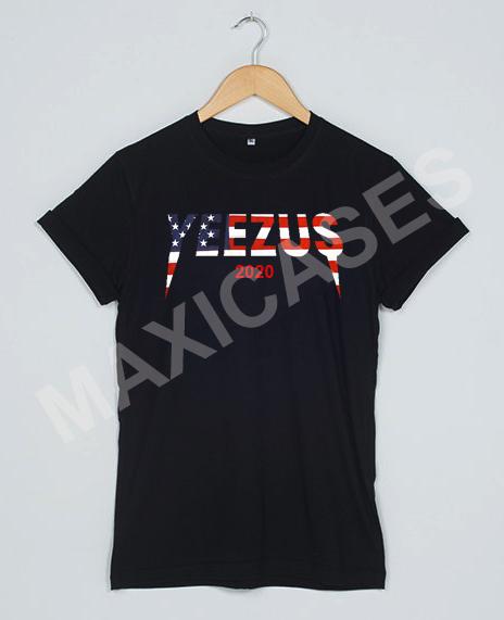 Yeezus 2020 T-shirt Men Women and Youth