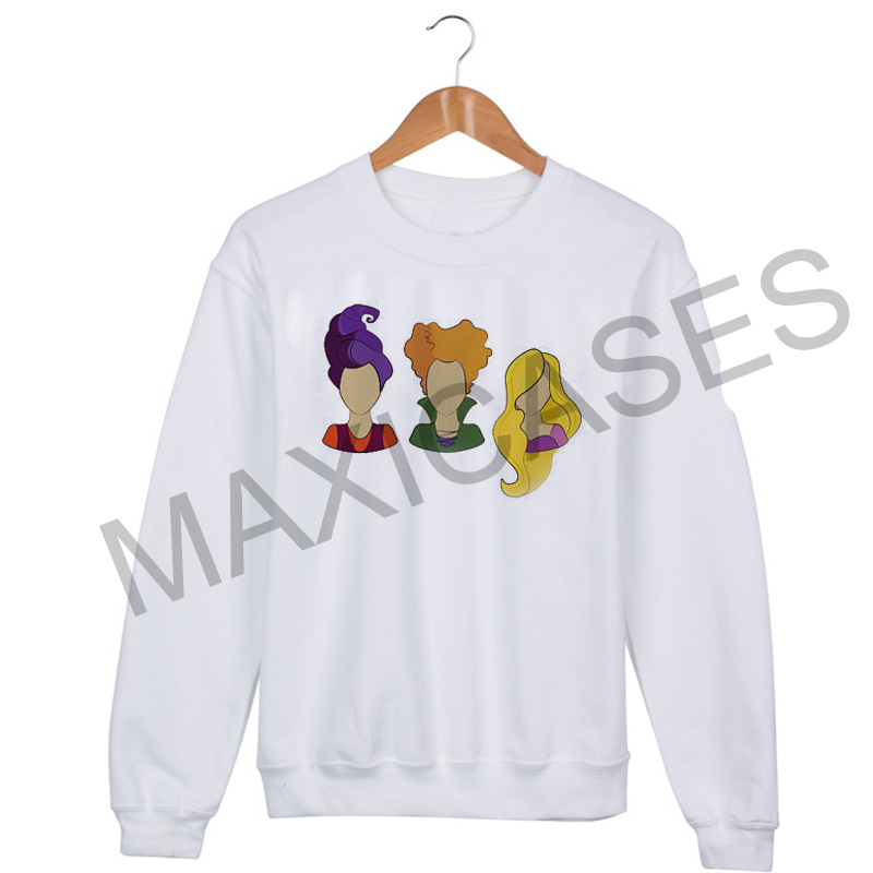 hocus pocus halloween Sweatshirt Sweater Unisex Adults size S to 2XL