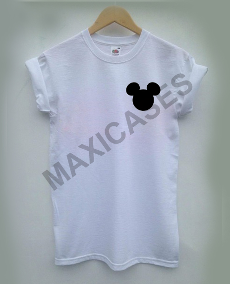 6a96c834d Mickey mouse face logo T-shirt Men Women and Youth