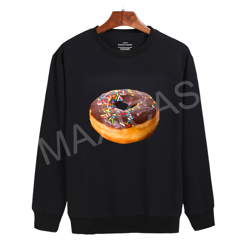 Donut Sweatshirt Sweater Unisex Adults size S to 2XL