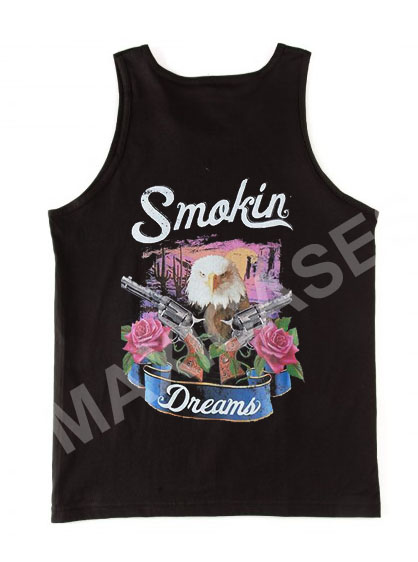 390aee7e5cc2db Spell Smokin  Dreams tank top men and women Adult