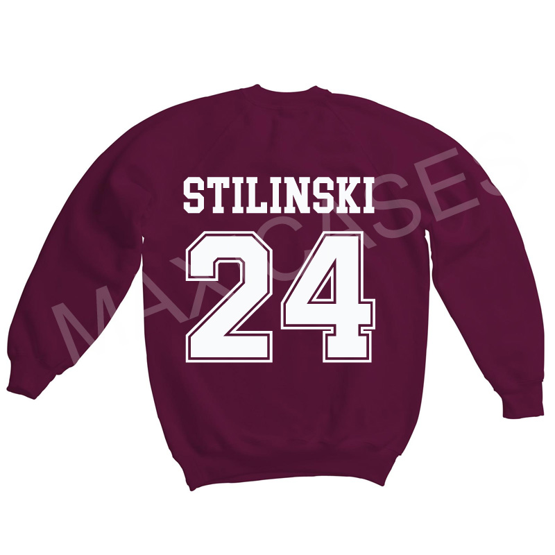 Stilinski 24 Sweatshirt Sweater Unisex Adults size S to 2XL