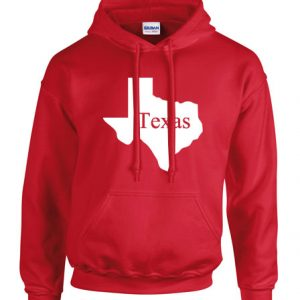 Texas map Hoodie Unisex Adult size S - 2XL