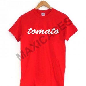 Tomato T-shirt Men Women and Youth
