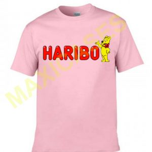 Haribo Gummy Bears Candy T Shirt Men Women and Youth