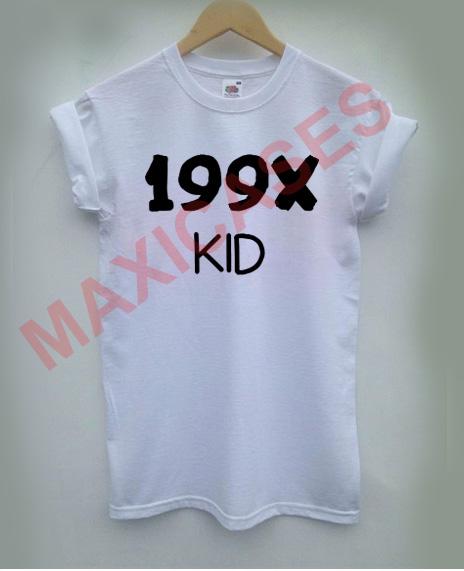 199x KID T-shirt Men Women and Youth