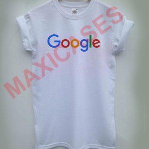 Google logo T-shirt Men Women and Youth