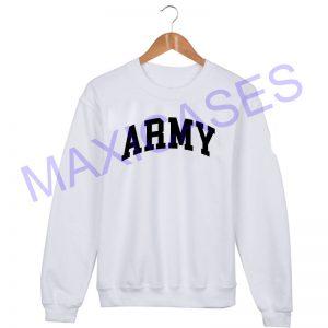 ARMY Sweatshirt Sweater Unisex Adults size S to 2XL