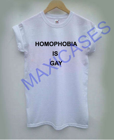 from Silas homophobia is so gay shirt