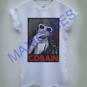 Kurt Cobain T-shirt Men Women and Youth
