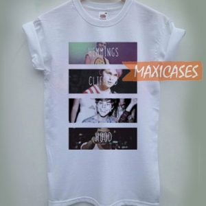 5 Second Of Summer handsome T-shirt Men Women and Youth