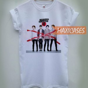 5 Seconds of Summer 05 T-shirt Men Women and Youth