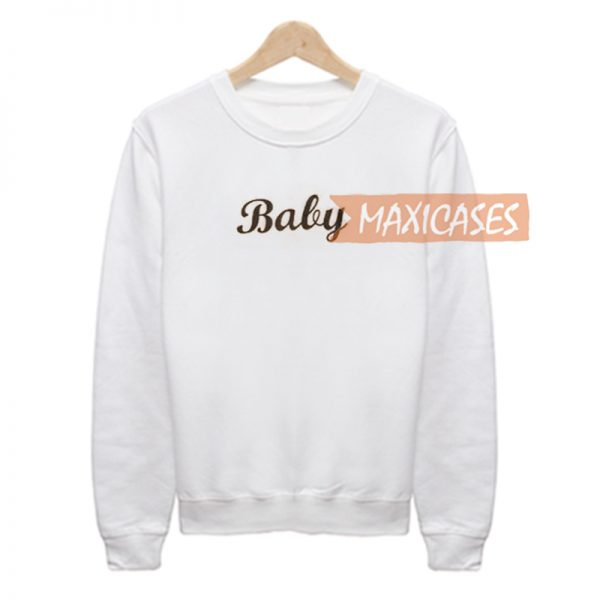 Baby Sweatshirt Sweater Unisex Adults size S to 2XL