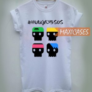 Hungry 5 Seconds of Summer T-shirt Men Women and Youth