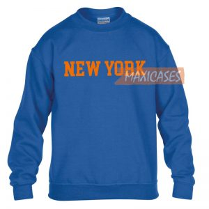 New york Sweatshirt Sweater Unisex Adults size S to 2XL